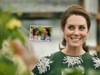 Хочу как у мамы: принцесса Шарлотта повторила прическу Кейт Миддлтон