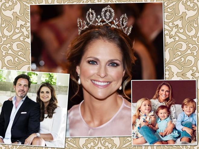 Пророческая шутка: шведская принцесса Мадлен призналась, как она разыграла своего мужа о пополнении в семье