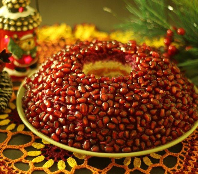 Салатики новогодние