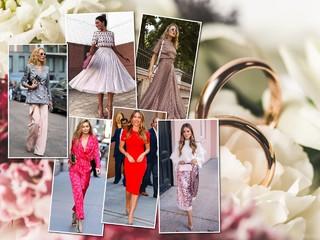 Что надеть: стилист назвал лучшие образы для гостей на свадьбе
