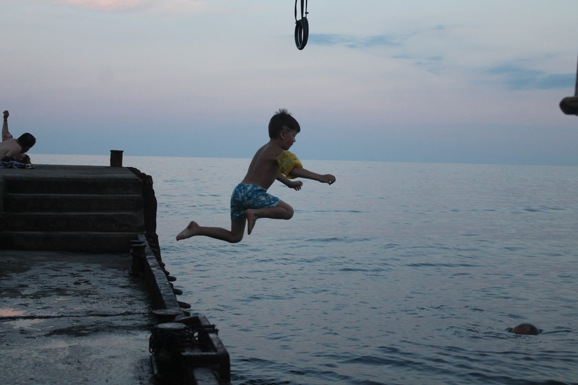 6-7 лет. Куча фоток)))