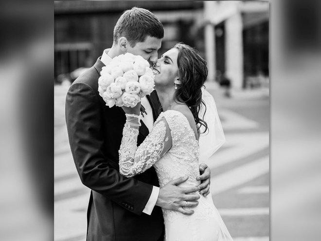 Свадьба Риты Мамун и Александра Сухорукова