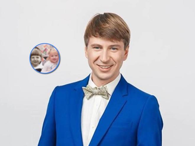 Алексей Ягудин показал своё детское фото... и младшая дочь оказалась его копией