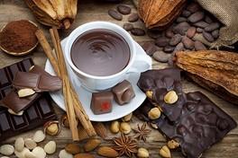 """Горячий шоколад, как в """"Шоколаднице"""""""
