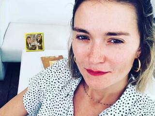 Семейный завтрак: Надежда Михалкова поделилась редким совместным кадром с братом и сестрой
