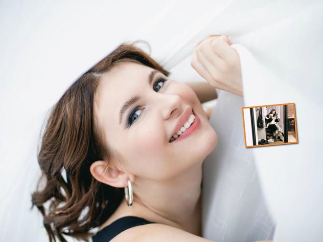 Пухлые щечки: Анна Цуканова-Котт поделилась фотографией с дочкой