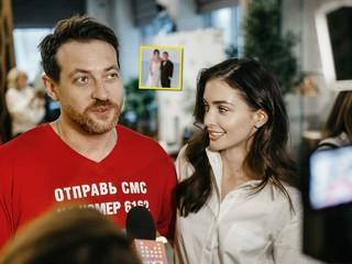 «Очень красивая невеста»: Кирилл Сафонов показал эффектное свадебное фото дочери