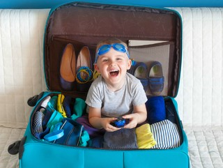 Чек-лист для мамы: что брать в отпуск с ребенком