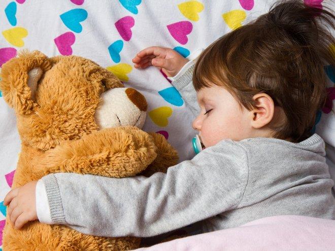 Детский сон в 10 месяцев