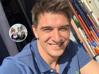Семейство в сборе: Стас Бондаренко поделился редким кадром со всеми детьми