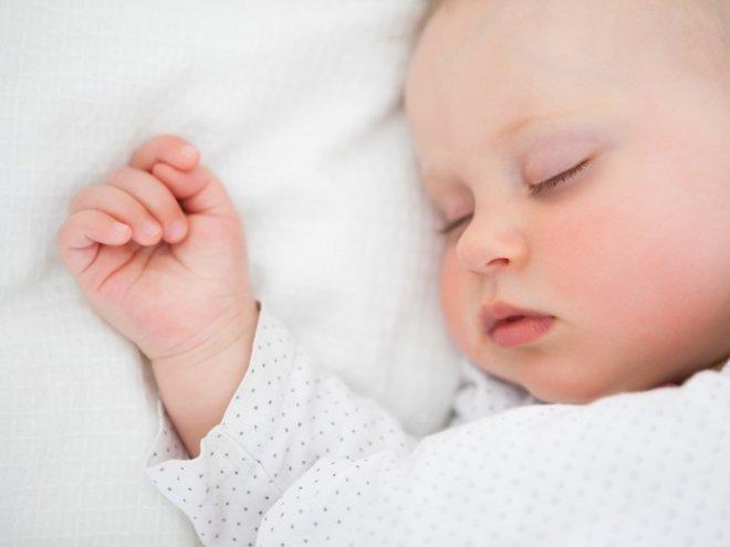Сон младенца в 6 месяцев