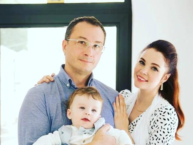 Как подрос: Екатерина Вуличенко рассказала о новой привычке 7-месячного сына