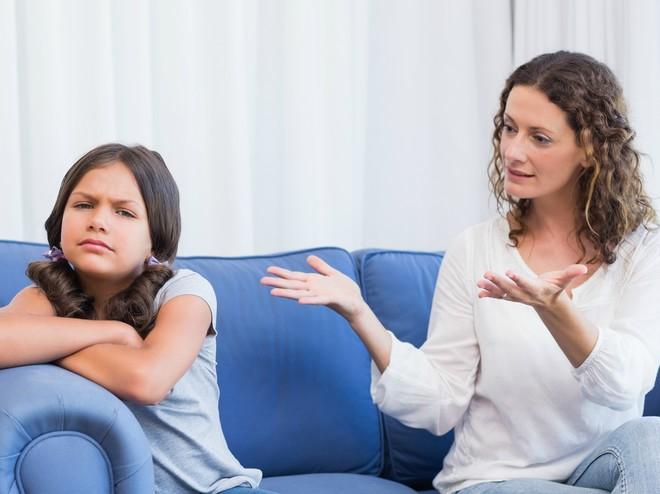 Совет дня: будьте последовательны, чтобы сохранить родительский авторитет