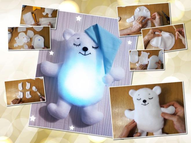 Елочные игрушки своими руками - Ангелочки из ленточек