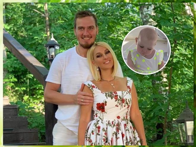 Лера Кудрявцева показала, на кого больше похожа ее дочка Машенька