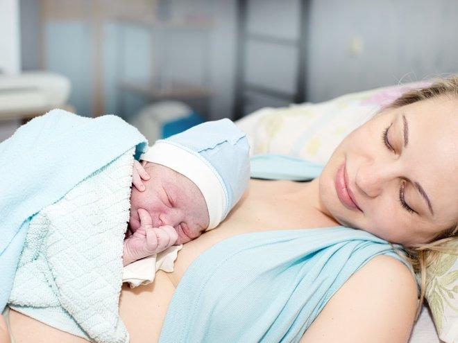 Календарь развития ребенка на 1 неделе