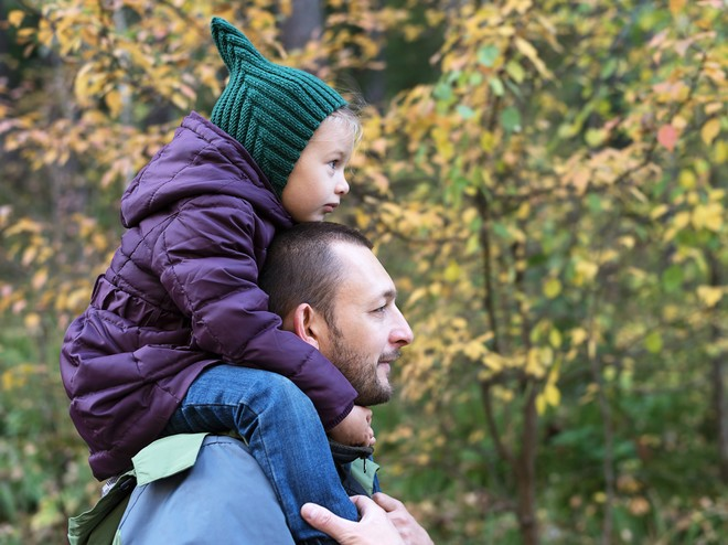 Монолог папы: «Я решил воспитывать дочь один»