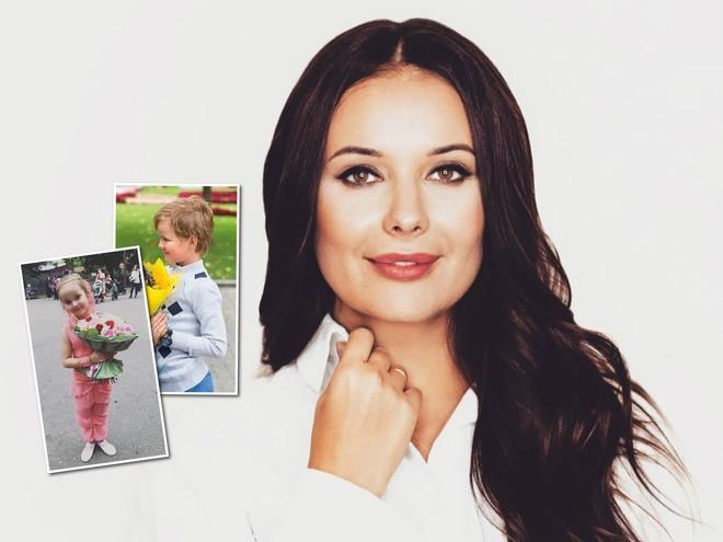 Оксана Федорова рассказала, кто помогает ей ухаживать за детьми