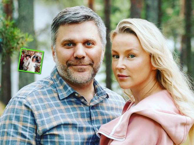 Белое платье и счастливые лица: Джемал Тетруашвили показал свадебные фото с Ольгой Медынич