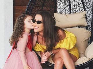 «Мама – моя звездочка»: 4-летняя дочь Кети Топурии трогательно поздравила ее с днем рождения