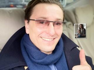 Любимые женщины: Сергей Безруков поделился редким портретом жены и 3-летней дочки