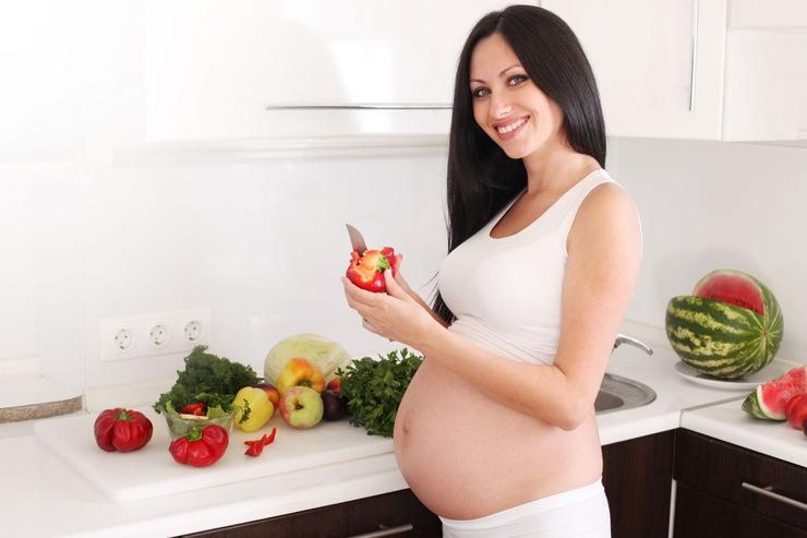 диета для беременных для похудения