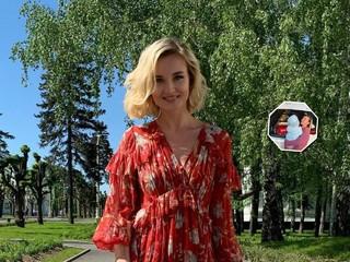 Красненький: Полина Гагарина выбрала для дочки первый автомобиль