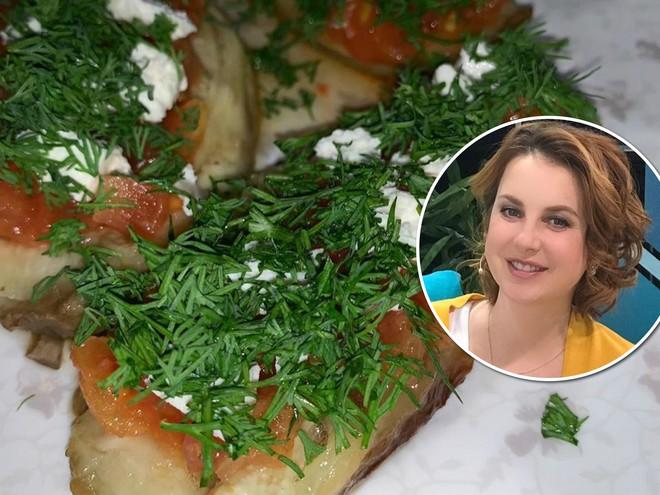 Ирина Слуцкая поделилась рецептом вкусных баклажанов к шашлыку
