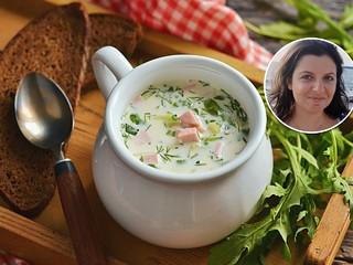 Летний хит: Маргарита Симоньян поделилась рецептом особой окрошки
