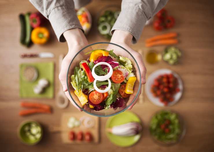 диета при высоком давлении