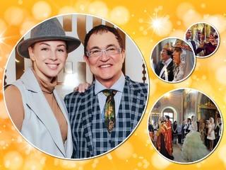 Полина Диброва поделилась редкими фотографиями с венчания