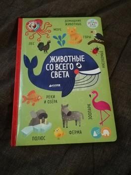 Любимая книга моего малыша