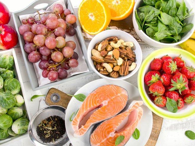 продукты, богатые антиоксидантами