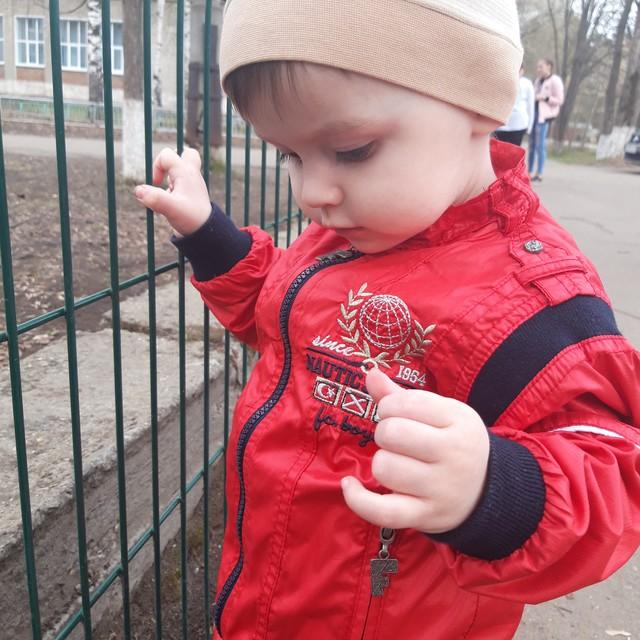 1 год 6 месяцев Виктору