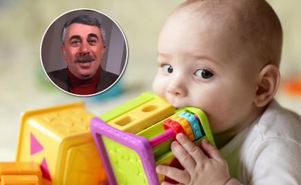 Доктор Комаровский назвал наиболее эффективный способ развивать малышей