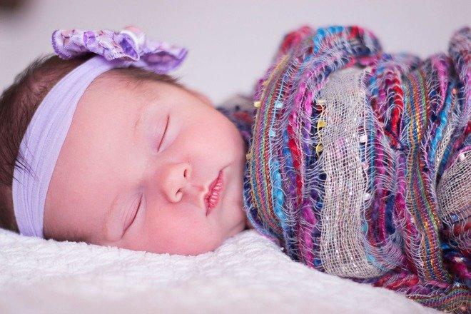 Маленький ребенок плохо спит