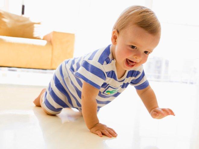 Развитие ребенка на 11 месяце