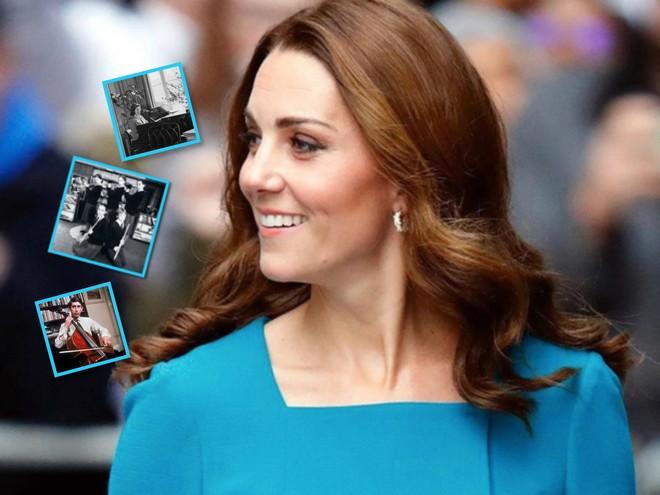 Флейта, виолончель, пианино: на каких инструментах играют Кейт Миддлтон и другие члены королевской семьи