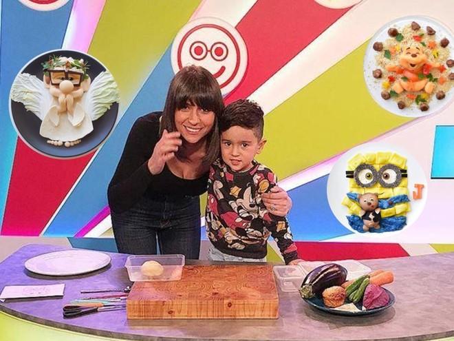 Мультгерои на тарелке: австралийская мама делает из детских блюд шедевры