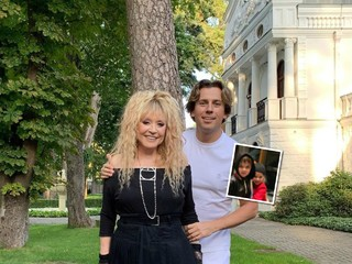 Все больше похожи друг на друга: Максим Галкин поделился новым портретом с Лизой и Гарри