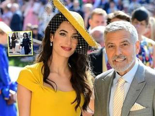 Амаль Клуни повторила легендарный образ Джеки Кеннеди