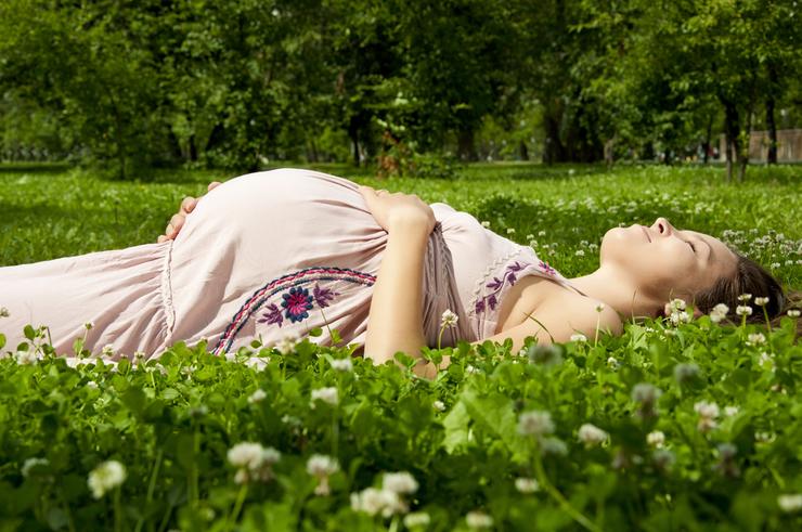 шпинат при беременности