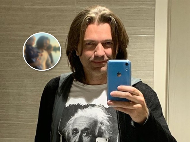 Сразу видно, чей сын: Дмитрий Маликов поделился чудесным кадром с женой и сыном