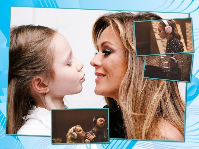 Дочь Юлии Началовой приняла участие в съемках клипа в память о маме