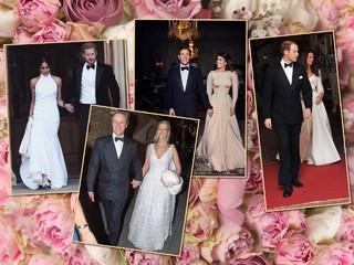 Свадебное платье №2: что выбирают королевские невесты от Кейт Миддлтон до леди Габриэллы