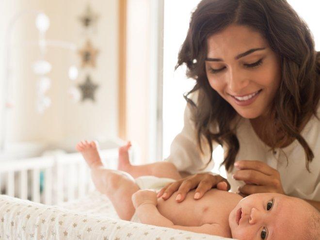 Развитие малыша на 1 неделе после рождения