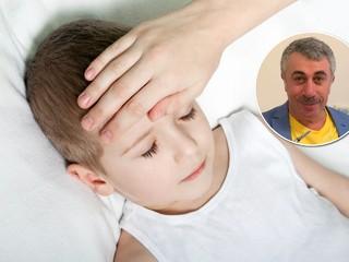 Доктор Комаровский рассказал, можно ли открывать окна при повышенной температуре у ребенка