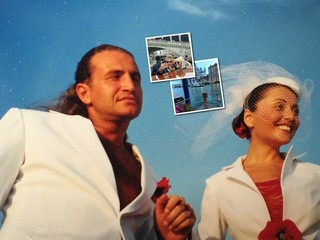 20 лет спустя: Анжелика Варум и Леонид Агутин посетили Венецию, где прошла их свадьба