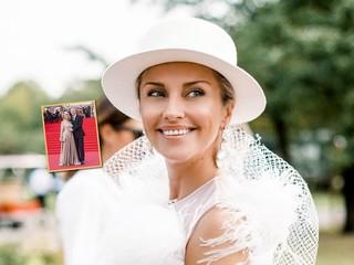 44-летняя экс-супруга Марата Башарова продемонстрировала округлившийся животик