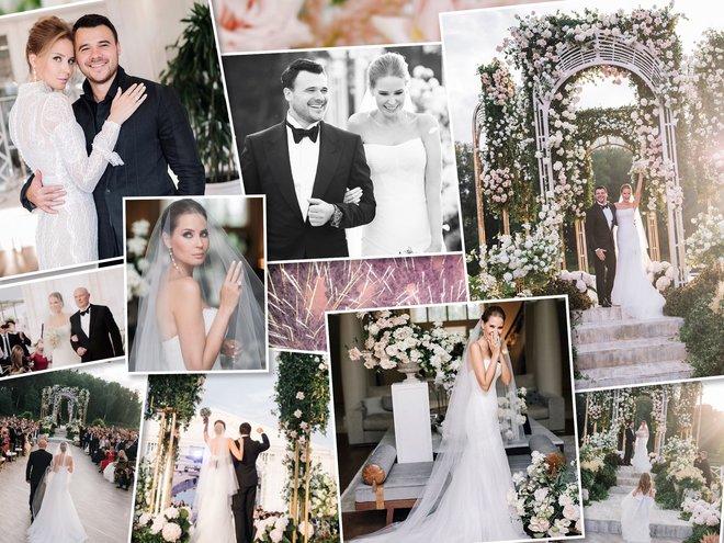 Свадьба Элина Агаларова и Алены Гавриловой 14 июля 2018 года